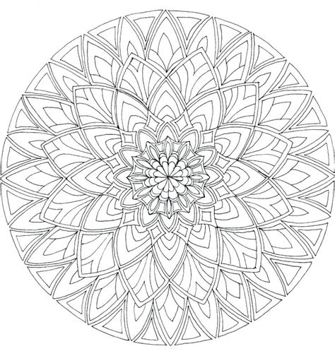 mandala wolf coloring pages  getcoloringscom