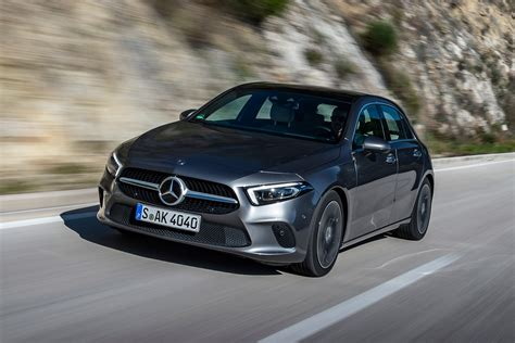 Review Mercedes A Class by New Mercedes A Class 2018 Review Auto Express