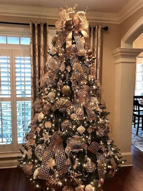 hermosas ideas  decorar tu arbol de navidad en