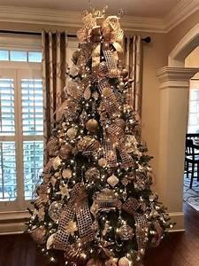 50, hermosas, ideas, para, decorar, tu, , u00e1rbol, de, navidad, en