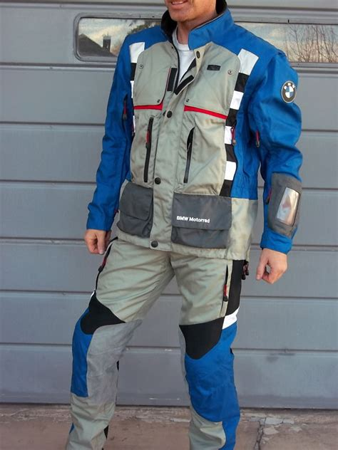 Bmw Rallye 2 Pro Suit Complete! Jackets Pants Goretex