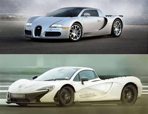 Bugatti Truck by Bugatti Veyron And Mclaren P1 Renders I Dont