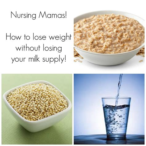 How To Lose Weight While Nursing Healthy Living Recipes