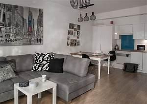 Wohn Esszimmer Küche : kleines wohn esszimmer einrichten 22 moderne ideen ~ Markanthonyermac.com Haus und Dekorationen