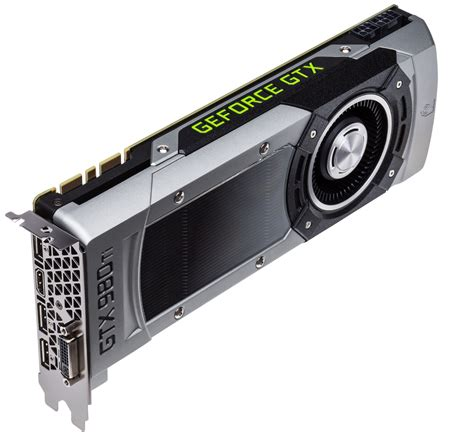 Nvidia Geforce Gtx 980 Ti Features Full Directx 12 Support