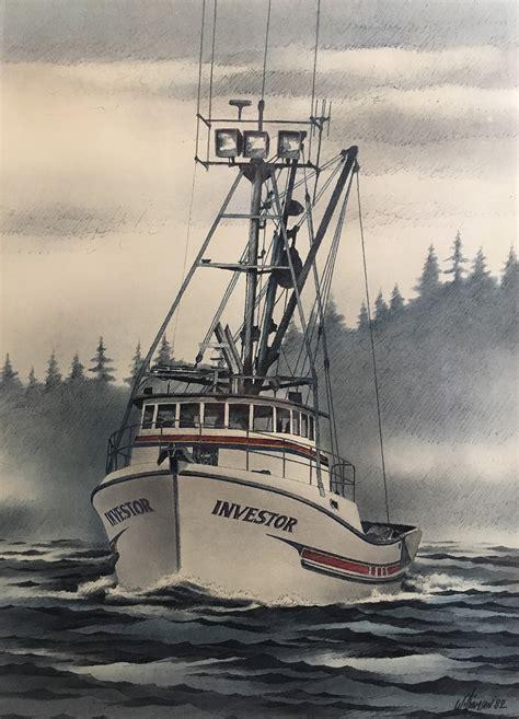 Family Murdered On Fishing Boat In Alaska inside unsolved massacre of family on alaska fishing boat