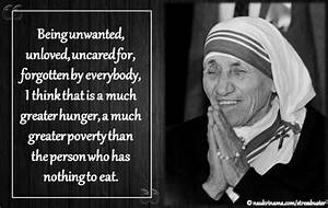Mother Teresa Quotes On Humanity | www.pixshark.com ...