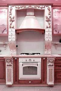 Pictures of kitchens traditional two tone kitchen for Kitchen colors with white cabinets with vineyard vines stickers free