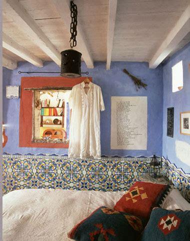 inspiracion habitaciones rusticas  color