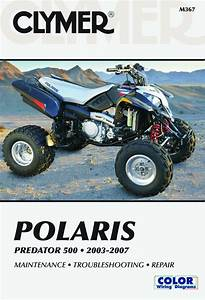 Polaris Predator 500 Troy Lee Designs  2005