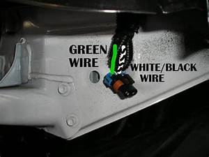 Oem Fog Light Wiring To Aftermarket Light Assembly