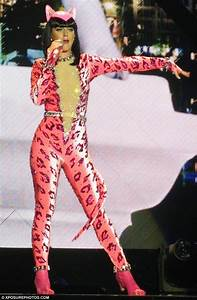Katy Perry Switches NINE Outfits On First Night Of