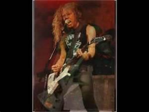 Old James Hetfield Vs. New James Hetfield-Master Of ...