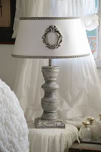 Shabby Chic Lampe : le grenier d 39 alice shabby chic et romantique french decor ~ Eleganceandgraceweddings.com Haus und Dekorationen