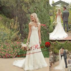 lace country wedding dresses 2015 simple country lace mermaid wedding dress with cap sleeves vestidos de boda bohemian