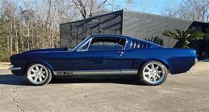 1965 Ford Mustang Fastback Resto w/ 6.8l V10 Triton & Tremec 5 Speed | Deadclutch