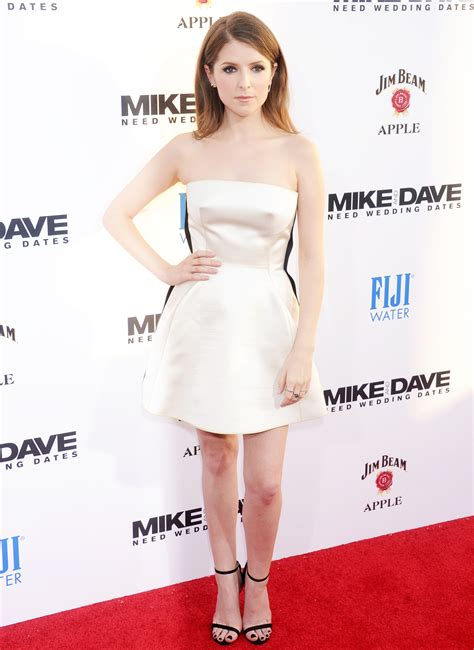 Anna Kendrick's Red Carpet Hair, Makeup How To