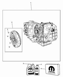 2011 Chrysler Town  U0026 Country Transmission    Transaxle Assembly
