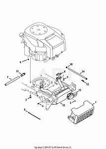 Troy Bilt 13at91kt066 Tb2246  2013  Parts Diagram For