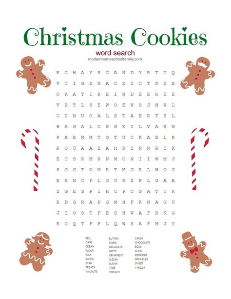 free printable christmas activities for upper elementary