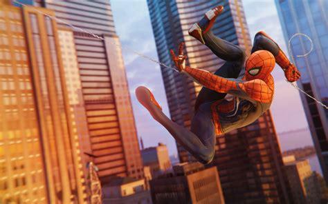 Spiderman Ps4 Game 4k 2018 1920x1200 Hd Wallpaper