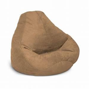 Soft, Velvet, Adult, Pure, Bead, Bean, Bag-fabric, Coffee, Velvet, -, Walmart, Com