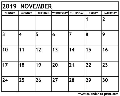 calendar november qualads