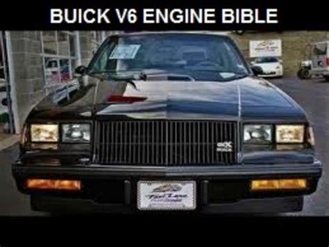 Buick Holden V6 3.8 Engine Performance Bible Manual