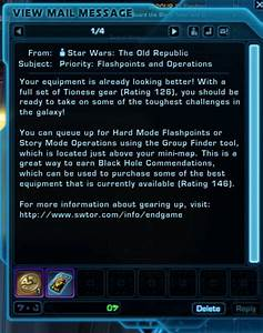 SWTOR Black Hole Missions - Pics about space