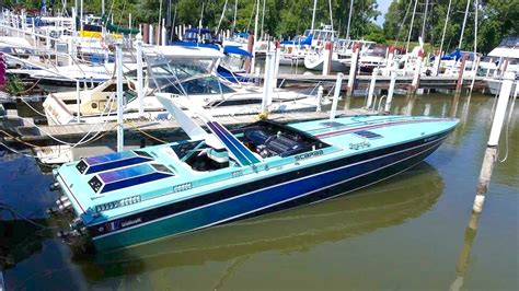 Miami Vice Wellcraft Scarab 38 by 1986 38 Scarab Kv In Naples Fl