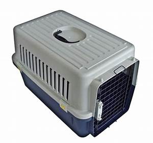 plastic medium dog travel crate smart way dogspot With smart dog crate