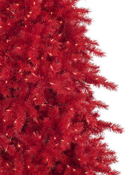 red red pine christmas tree treetopia