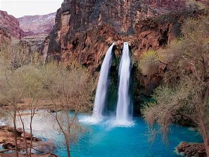 Nature Waterfall Water Wild River Desktop Backgrounds