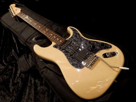 fender mexico 60th anniversary deluxe power stratocaster brown w soft i46 ebay