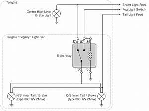 Subaru Light Wiring Diagram