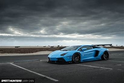 Lamborghini Aventador Liberty Walk Speedhunters Lb Widebody