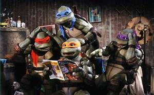 For Your Viewing Pleasure: 1990's 'TMNT' Movie Alternate ...