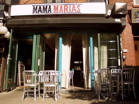mama marias owner reflects  filming  kitchen