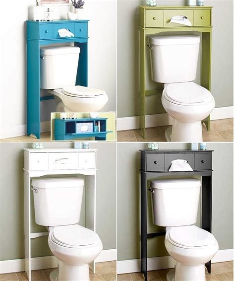 Small Bathroom Space Savers by Bathroom Space Saver Storage The Toilet Cabinet