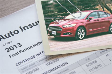 Ford Insurance by How Much Is Cleveland Car Insurance For A Ford Fusion