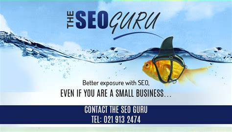 Seo Guru by The Seo Guru Seo Solutions Provider In Durbanville