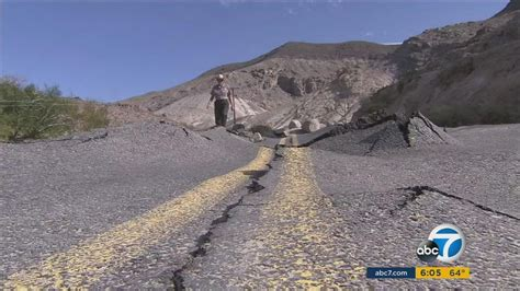 cleanup underway at valley national park after