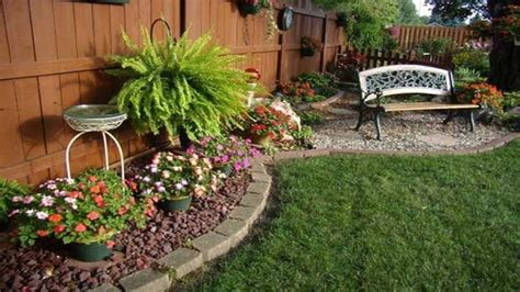 garden ideas for small backyards small backyard landscaping ideas beautiful landscaping