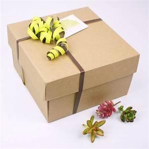 Boite Coffret Cadeau Vide : coffret cadeau kit boutures en coupe de culture arr e succulentes ~ Teatrodelosmanantiales.com Idées de Décoration