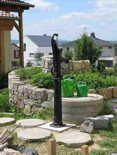 Zisterne Und Brunnen Im Garten by Die 50 Besten Bilder Garten Brunnen Water