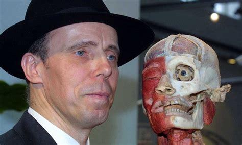 gunther von hagens dr death plans human corpse