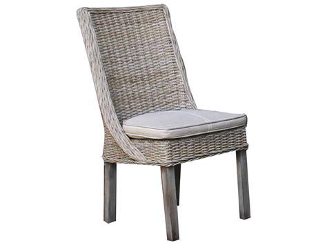 panama jack exuma wicker dining side chair pjs  kbu sc