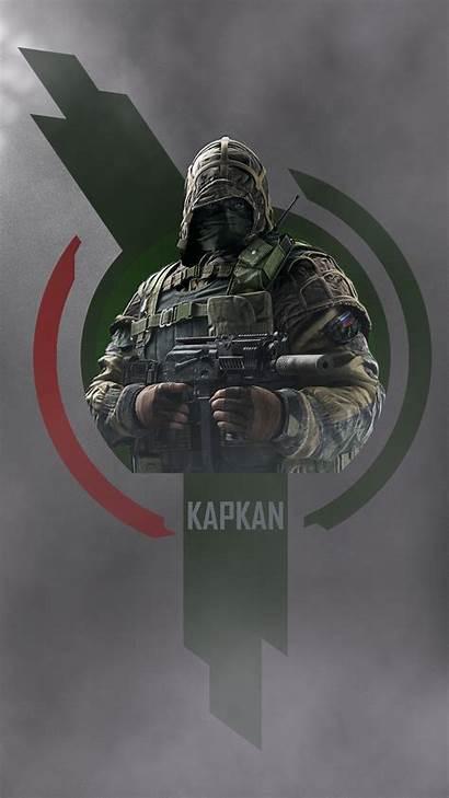 Kapkan Wallpapers