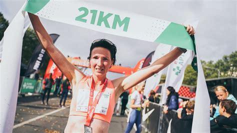 Prokopčuka triumfē arī Latvijas čempionātā pusmaratonā - Vieglatlētika - Sportacentrs.com