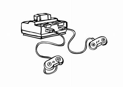 Console Coloring Pages Edupics